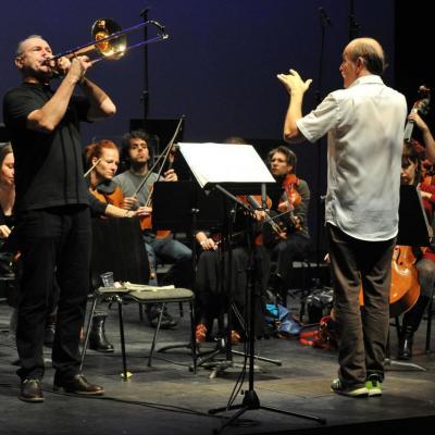Concert avec l'Orchestre de Chambre Fribourgeois