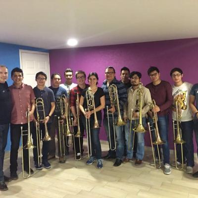 Masterclass Mexico Décembre 2016