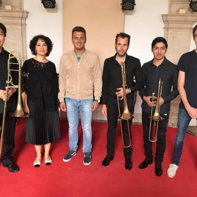 Masterclass ArtenetrA Juillet 2017
