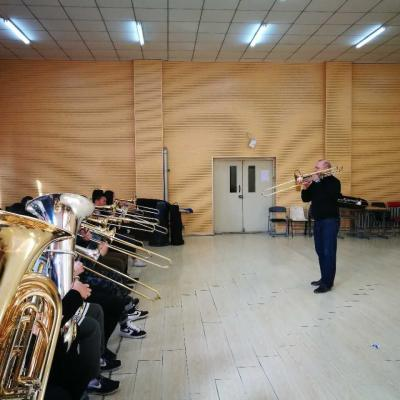 Récital et Masterclass Beijing Central Conservatory of Music professor Zhao (CHINE) Mars 2017